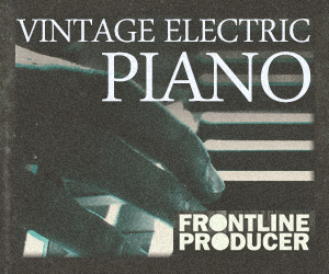 Frontline vintage electric piano 300 x 250