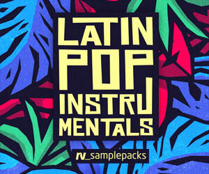 Loopmasters rv latin pop instrumentals 300 x 250