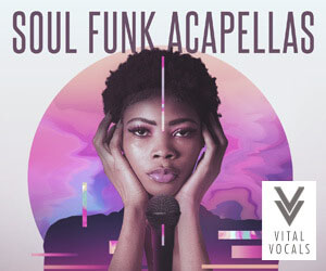 Loopmasters vital vocals soulfunk acapellas 300 x 250
