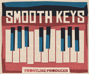 Loopmasters frontline smooth keys 300 x 250