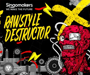 Loopmasters singomakers rawstyle destructor 300 250
