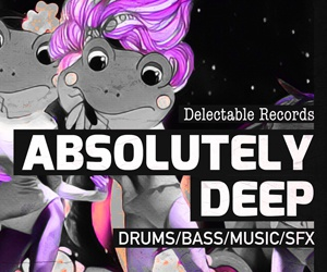 Loopmasters absolutely deep 300