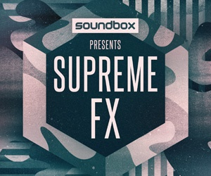 Loopmasters soundbox supreme fx 300 x 250