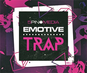 Loopmasters emotive trap samples banner 300
