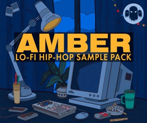 Loopmasters gs amber lo fi hip hop samples 300x250