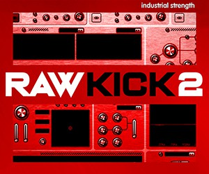 Loopmasters 5  raw kick 2 drums bass drums soundset presets hardcore industrial uptempo frenchcore kick drums sounds 300 x 250