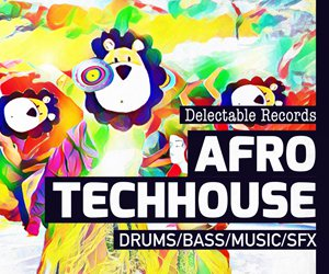 Loopmasters afro techhouse 300