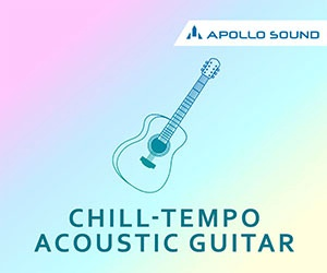 Loopmasters chilltempo acoustic guitar 300x250