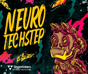 Loopmasters singomakers neuro techstep 300 250