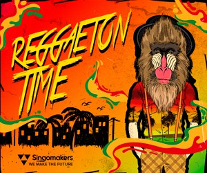 Loopmasters singomakers reggaeton time 300 250