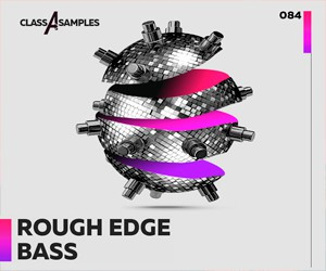 Loopmasters class a samples rough edge bass 300 250