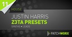 Justin Harris House Synths - Z3TA+ Presets