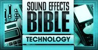 Sound effects bible technology 1000x512