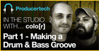 Creating A Drum & Bass Groove with colo[r]