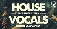 Vocal loops and adlibs for house musice rectangle