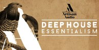 Deep house essentialism  deep house samples  bass loops and found sounds