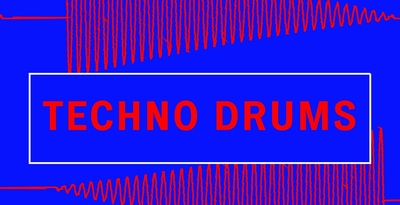 Riemann techno drums 2 cover loopmasters