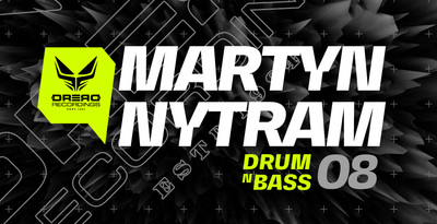 Martyn nytram   dread recordings vol 8  drum and bass samples  phat drums  synth bass  rectangle