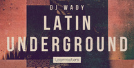 Latin underground  spanish tech house samples  fx and electric bass loops  rectangle