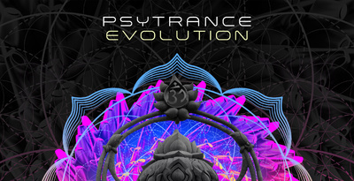Psytrance evolution   artwork 1000x512