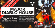 Singomakers major diablo house bass loops drum loops synth piano loops one shots fx vocals unlimited inspiration 1000 512