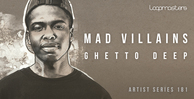 Mad villains  royalty free deep house samples  ghetto house bass and synth loops  house drum loops  1000 x 512