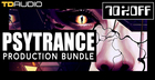 4  tda psytrance bundle production kits pads  ni massive spire basslines midi audio loops one shots psy basslines synths drums fx 1000 x 512