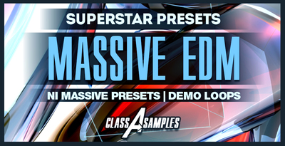 Cas edm superstar massive presets1000 512