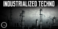 4 industrialized techno drones loop kits drums synths midi fx techno dark techno industrial techno bass percussion 000 x 512