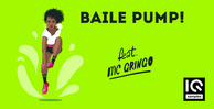 Iq samples   baile pump feat. mc gringo   cover 1000x512