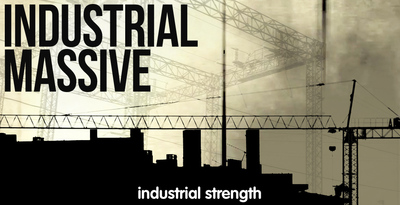 4 industrial hard techno presets synths kick drum pads fx ni massive massive industrial techno 512 web