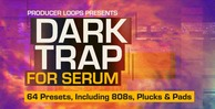 Dark trap 512 producer loops trap presets
