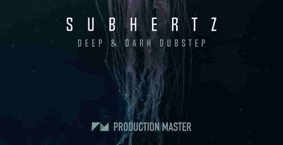 Production master subhertz 512bass loops