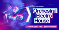 Orchestral electro house producer loops 512 electro house loops