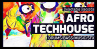 Afro techhouse samples loops 512 web