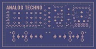 Analog techno banner